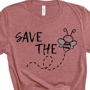 Save the Bees Shirt super soft tshirt
